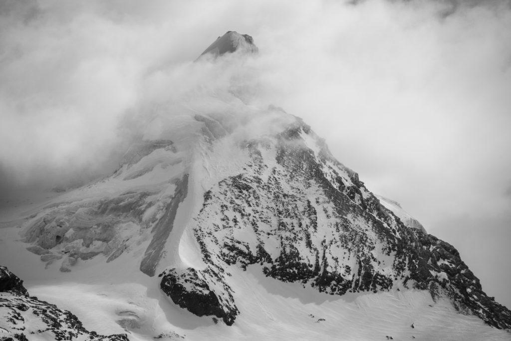 Vallée de Zermatt - sommet des alpes suisses- Adlerhorn