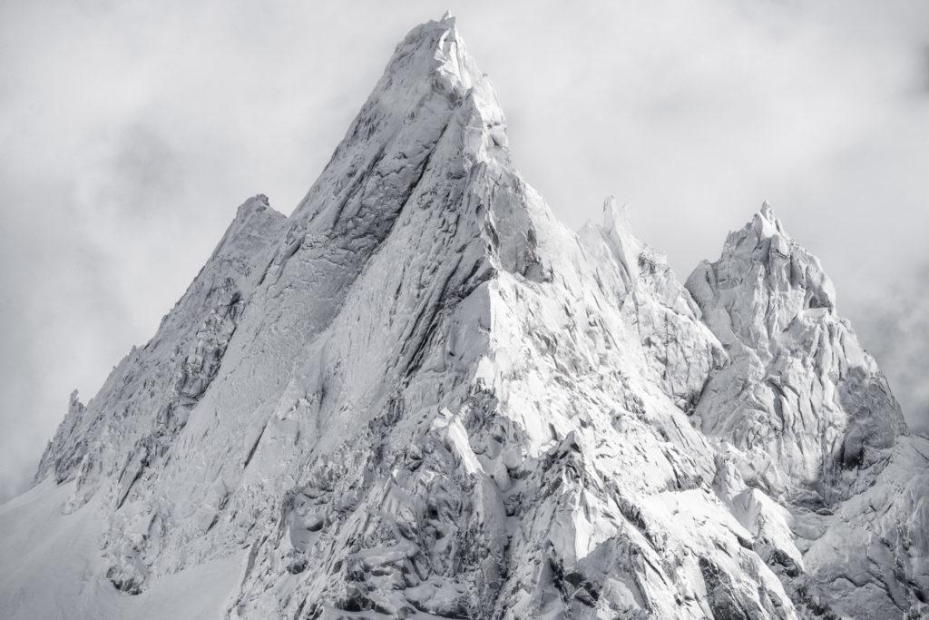 Image montagne Aiguille de Blaitière, Aiguille des Ciseaux, Aiguille du Fou