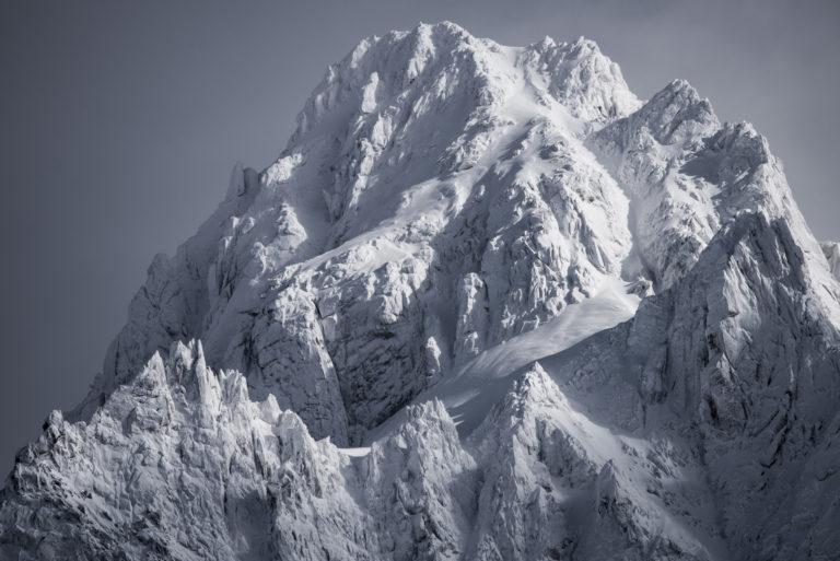 Image montagne - Massifs Alpes Mont Blanc