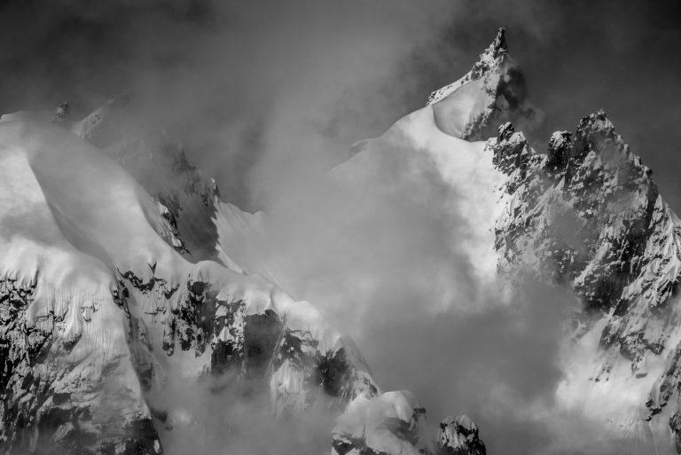 Photo Aiguille du plan - Groupe des Aiguilles de Chamonix