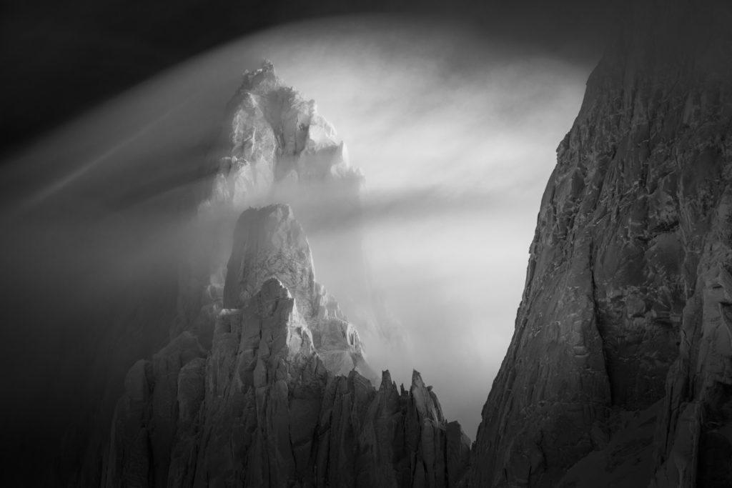 Image massif mont blanc - photo montagne