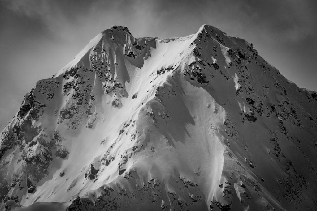 Photo Val de bagnes - Verbier - Valais - Suisse - Bec des rosses