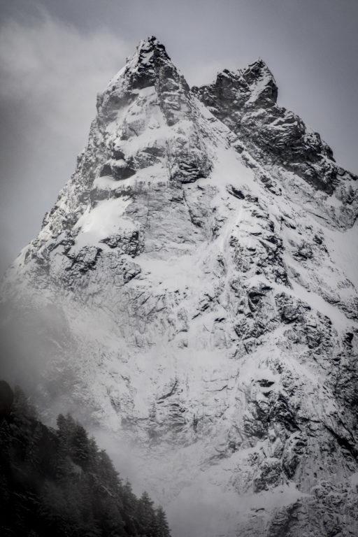 Montagne valais - val d'Anniviers