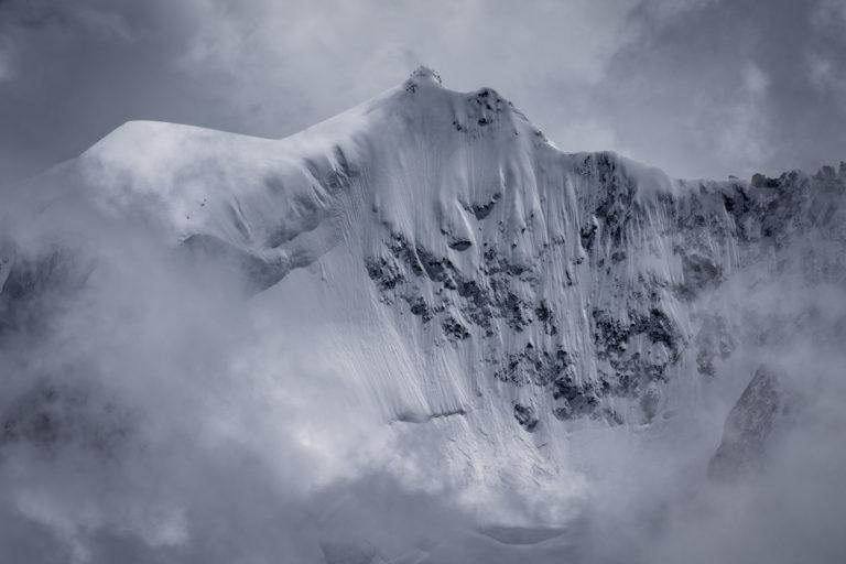 Photos montagnes rocheuses val d'Anniviers