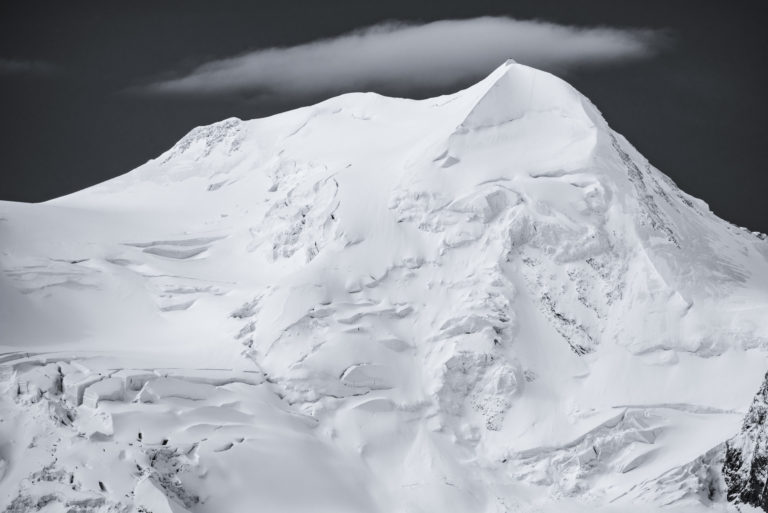 photos des montagnes Vallée de Zermatt - Castor