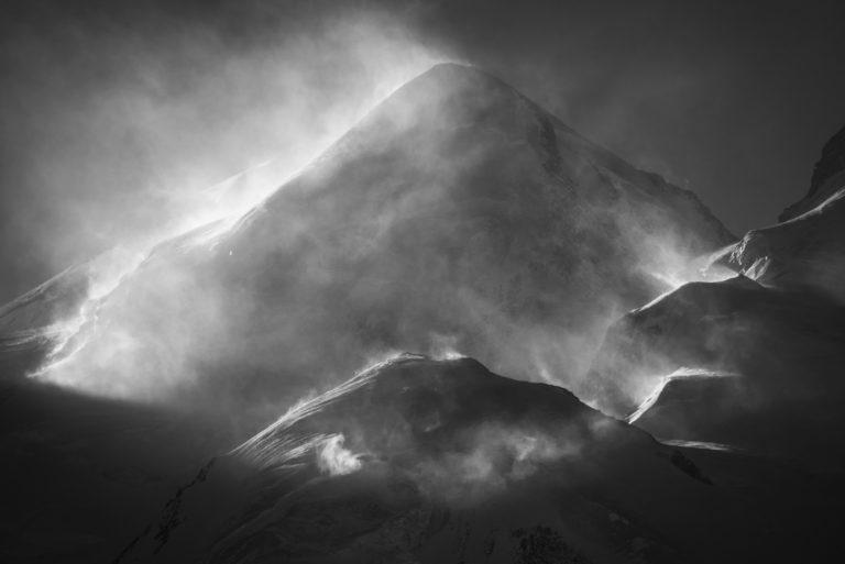 Vallée de Zermatt - Images montagnes Valais suisse - Castor