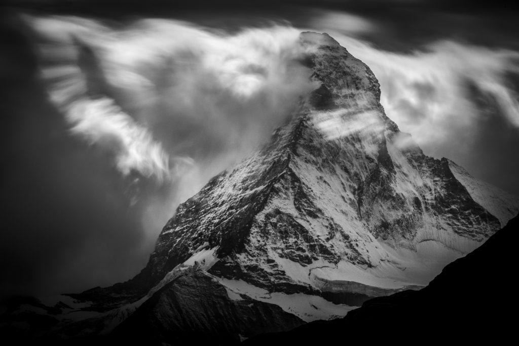 Photo Cervin depuis le Matterhal -
