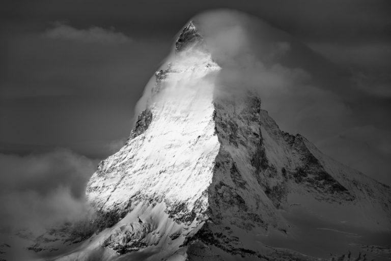 Cervin image - Photo montagne suisse Mont Cervin