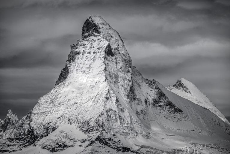 Image cervin - Matterhorn photos depuis le Rothorn