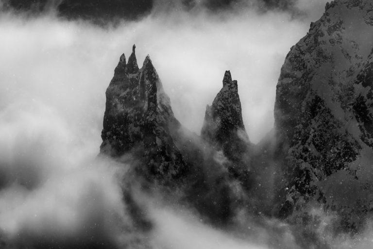 Photos massif du mont blanc - Dames Anglaises