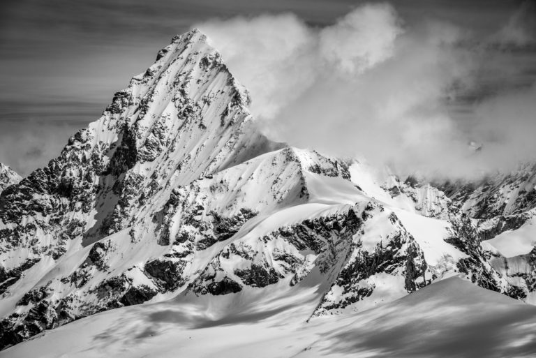Photo Dent Blanche - Montagne Alpes suisse