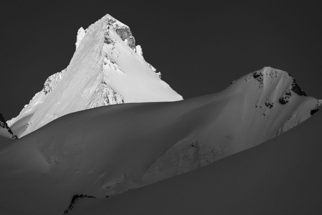 Val d'hérens - Photo montagneDent d'Hérens