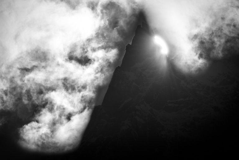 Photo Chamonix aiguille du midi-Dent du Caiman