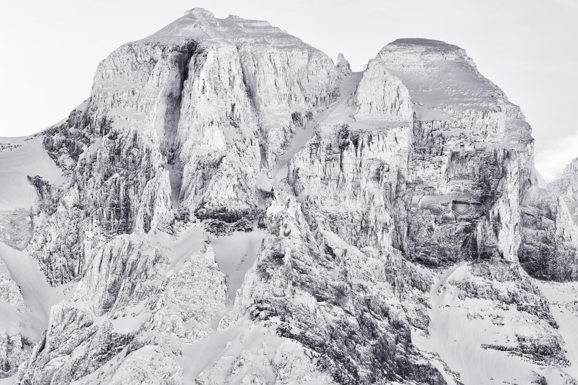 Dents du Midi - Montagne photo