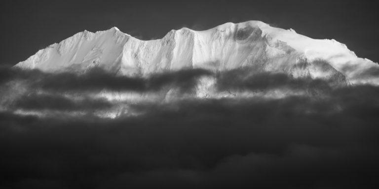 Massifs des Alpes - photos massif du mont blanc - Domes de Miages