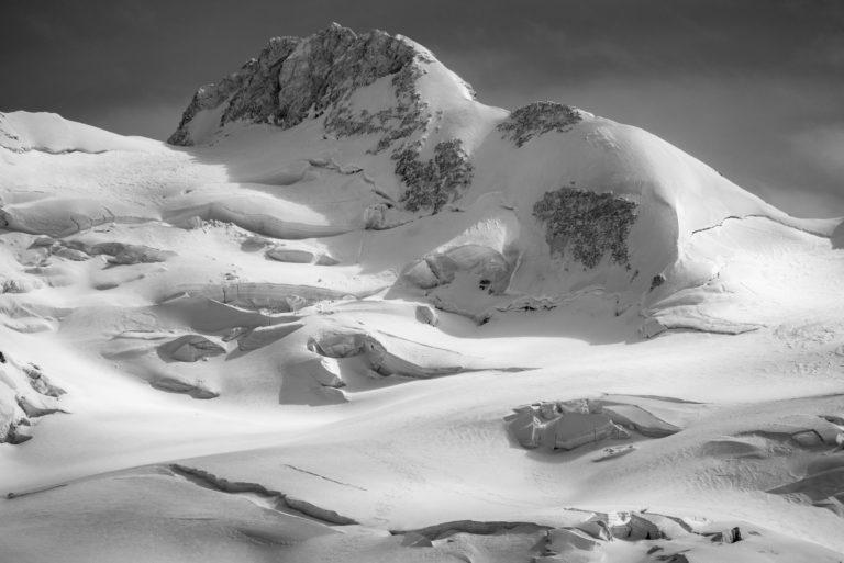 Zermatt Valais Suisse - photo haute montagne- Dufour Spitze