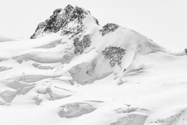 Image de montagne Zermatt - Dufourspitze