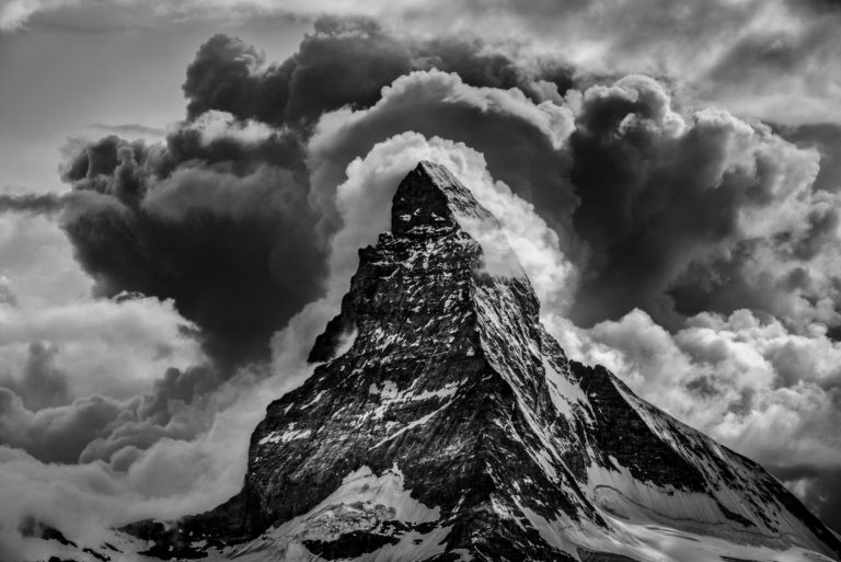 Montagne photo - Zermatt - Matterhorn
