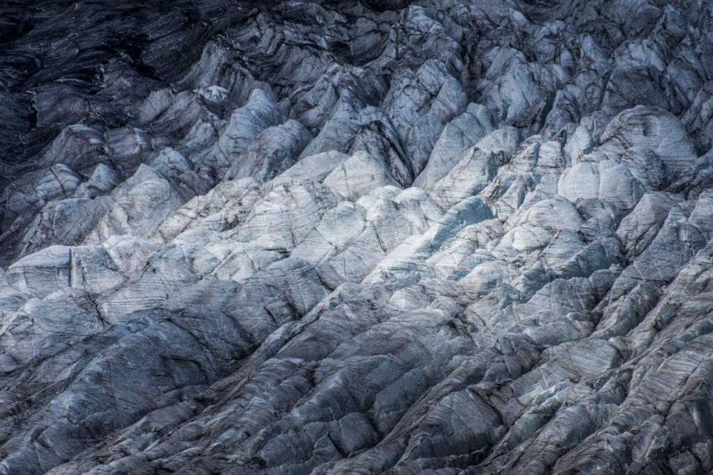Photo glacier d'Aletsch - Glacier des Alpes