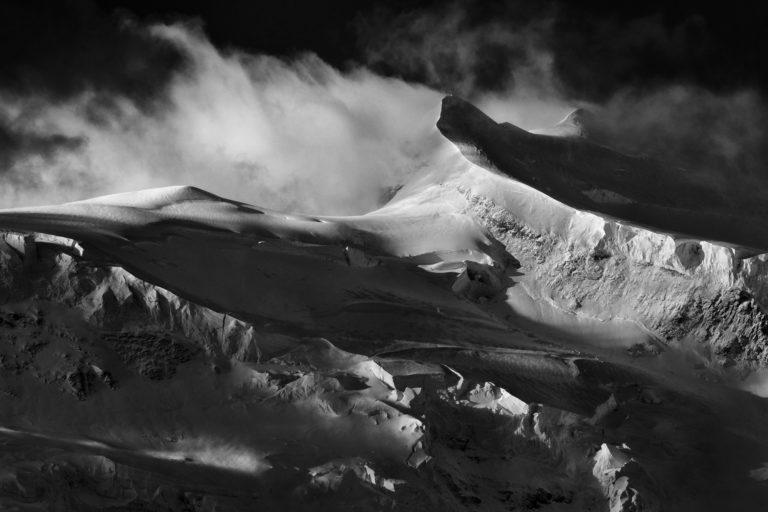 Grand Combin - Bergfoto zu verkaufen