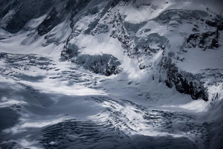 Glaciers des Alpes - Photo montagne - Hohlichtglestscher