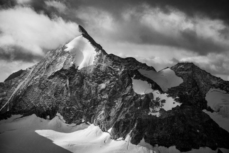 Photo Alpes suisses Val d'Hérens - La Singla