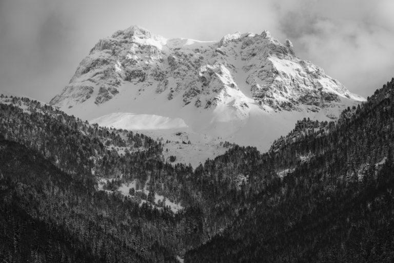 Le Toûno - St-Luc Val d'Anniviers - Images de haute montagne dans les Alpes Valaisannes Suisses