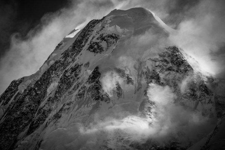 Photo Vallée de Zermatt - Valais Suisse - Lyskamm