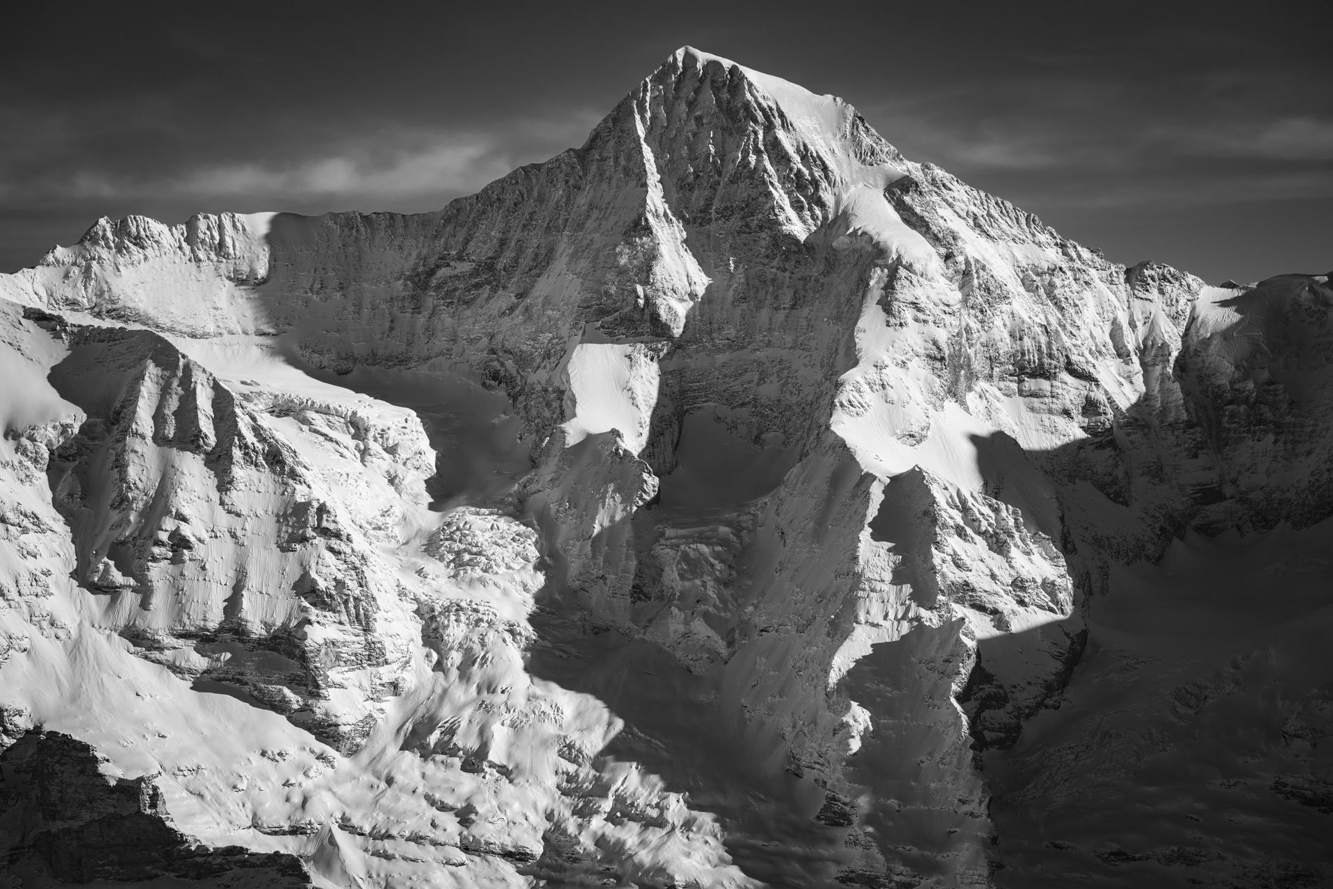 Photo Alpes suisses - Photo alpes Bernoises - Monch