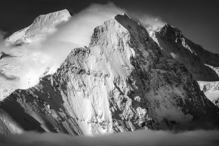 montagnes grindelwald Ogre Moine et Jeune fille
