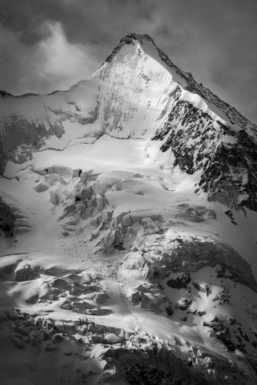 Photo montagne Obergabelhorn - Sommet des alpes suisses