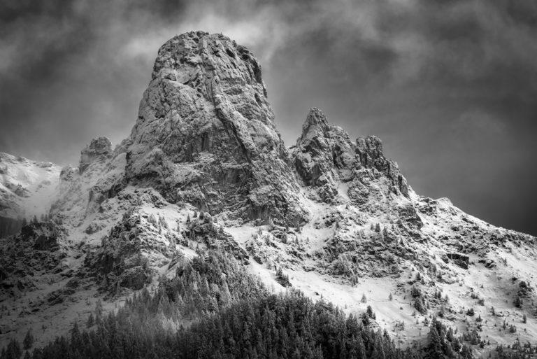 Photo montagne Val de bagne - Verbier - Valais - Suisse - Pierre Avoi