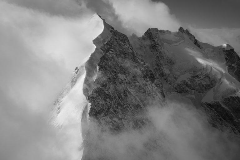Pizzo Bianco - Davos Suisse Montagne Scerscen