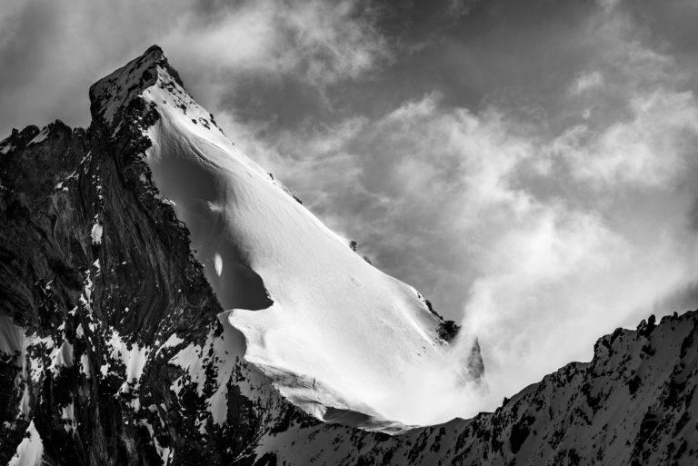 Photo Val d'Anniviers - image montagne