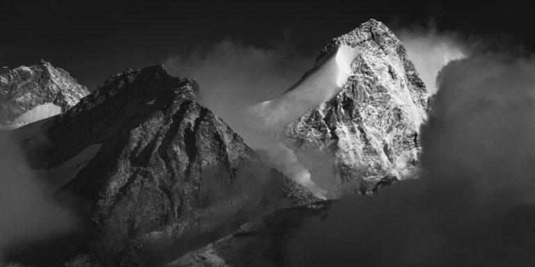 Zermatt Valais Alpes Suisses - Schalihorn