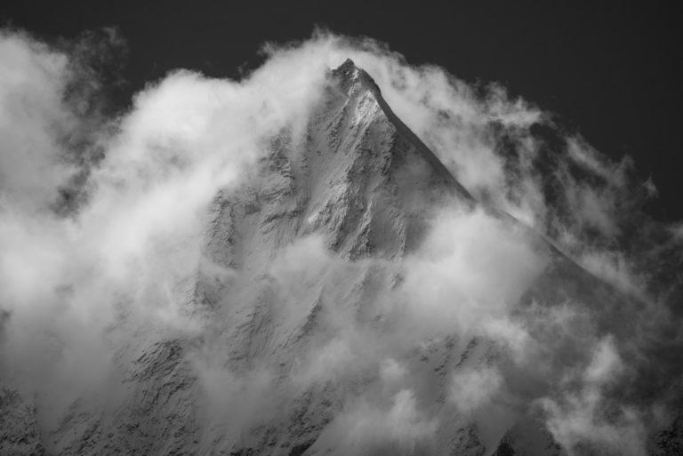 Weisshorn - photo et image de montagne