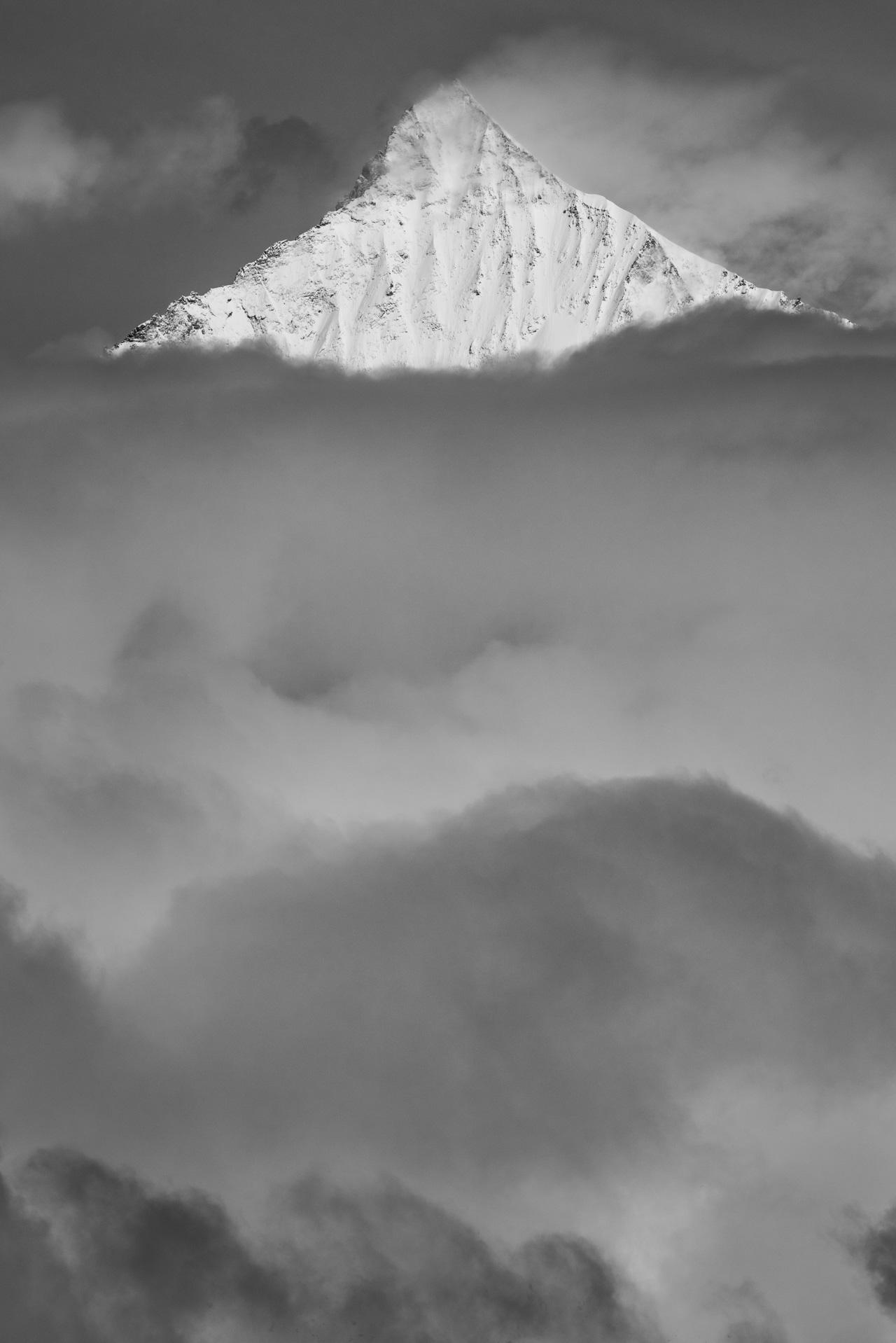 Vallée de Zermatt - Valais Suisse - Weisshorn