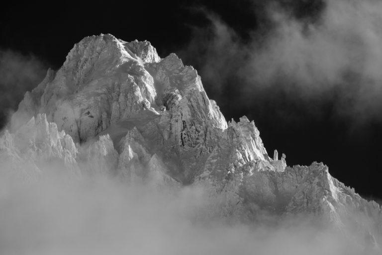 Massif du Mont-Blanc - Photo aiguille du Chardonnet