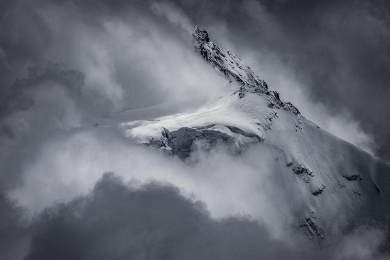 Zinalrothorn - Image montagne Val d'Anniviers