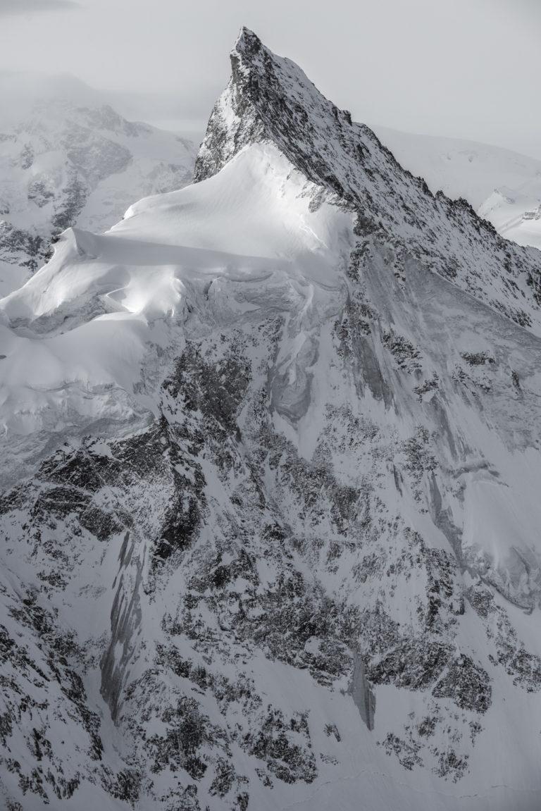 Zinalrothorn -Val d'Anniviers - image paysage montagne