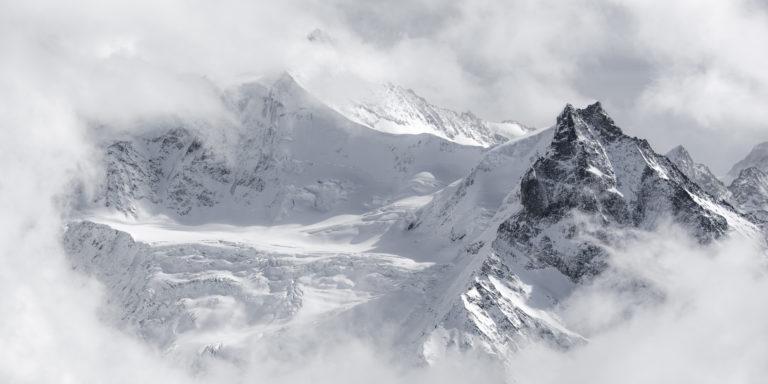 Val d'Anniviers - Image montagne suisse valais