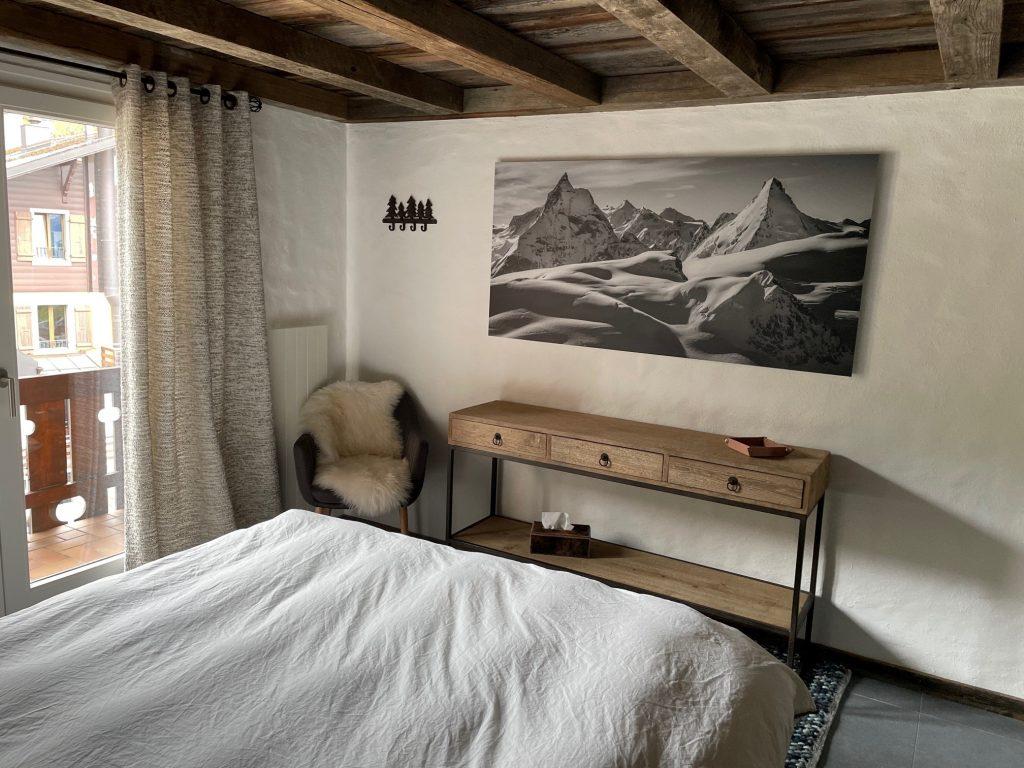 décoration chalet Villars