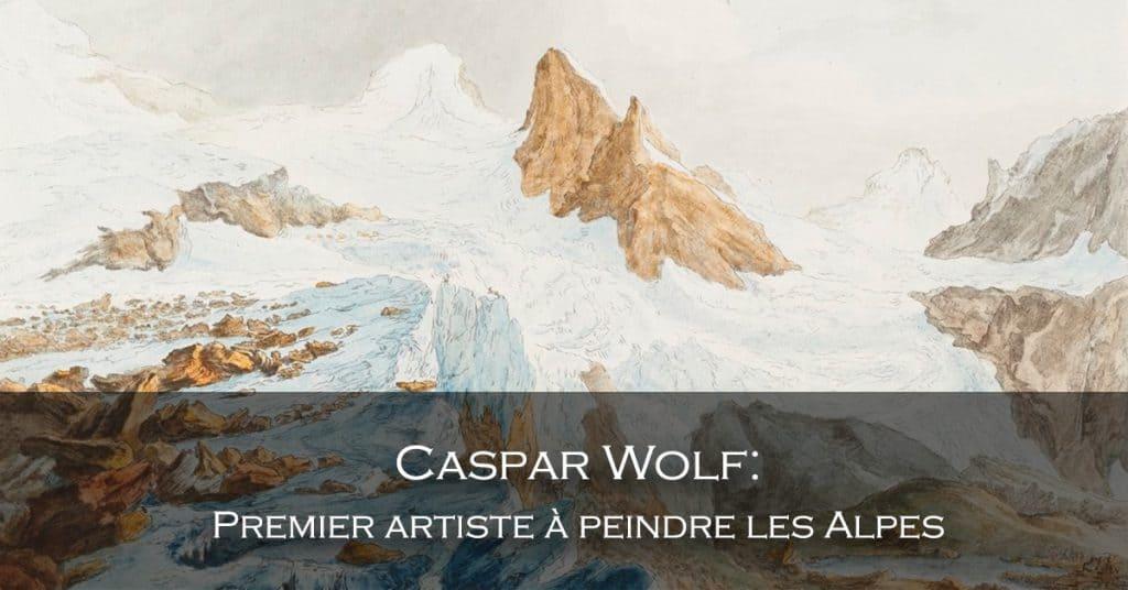 Banière Article - Caspar Wolf